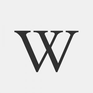 ربات تایید شده تلگرام ویکی پدیا Wikipedia Search Verified Badge TeleGram bot